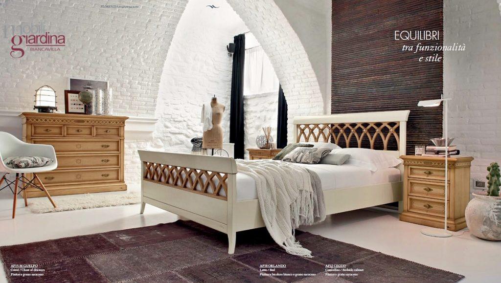 Camera da letto accademia del mobile florenzia - Mobile camera da letto ...
