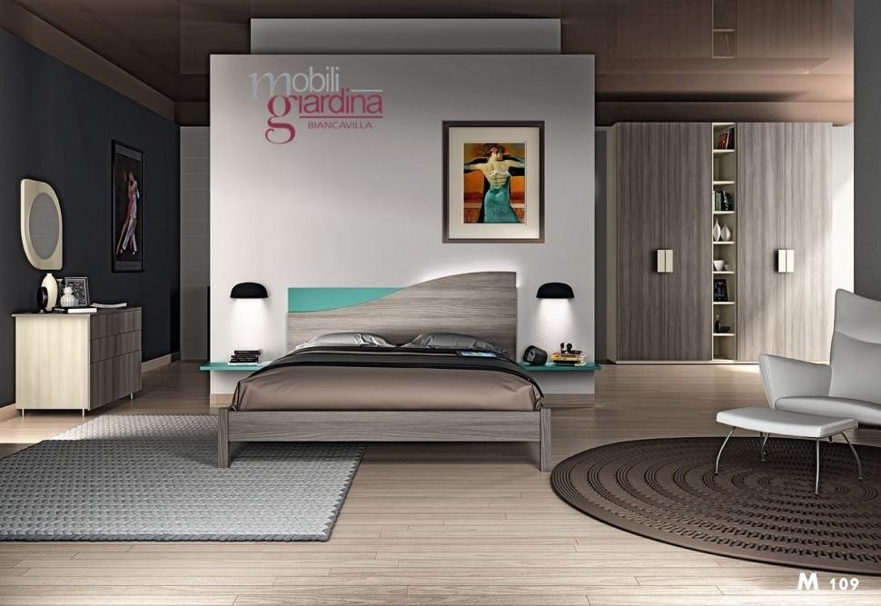Camera da letto colombini eresem arredamento a catania for Camera da letto studio