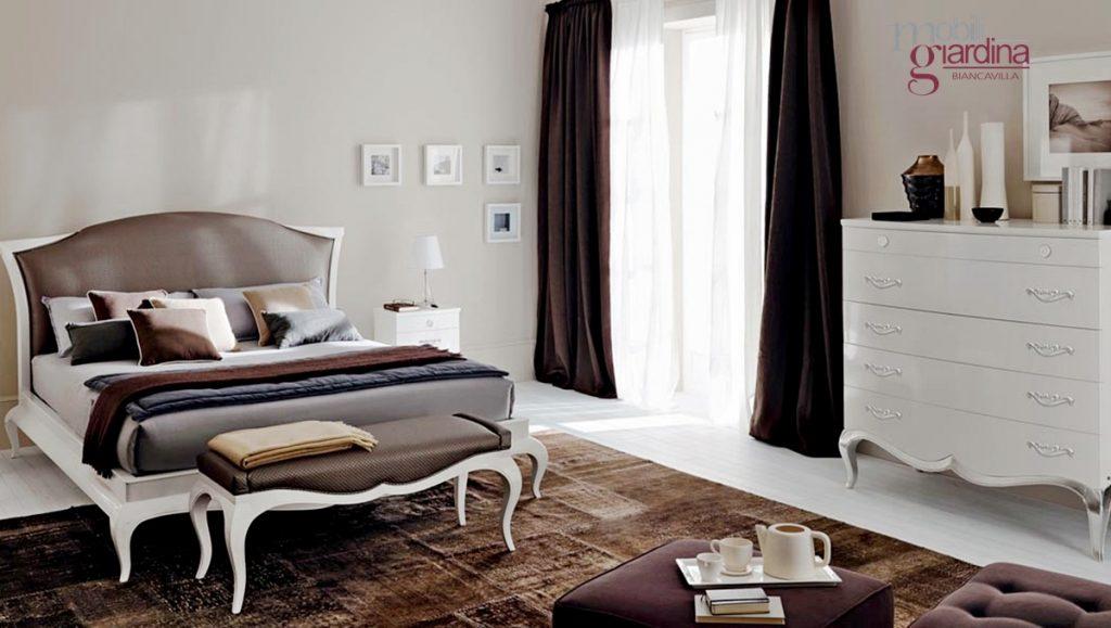 Camera da letto le fablier bouquet arredamento a catania per la casa e ufficio mobili giardina - Camere da letto le fablier ...