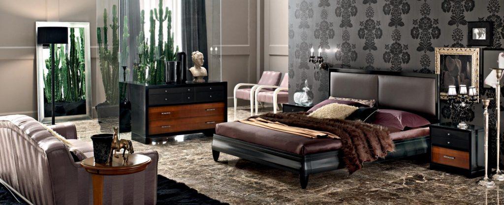 camera da letto le fablier mosaico - arredamenti catania, cucine ... - Camera Da Letto Le Fablier