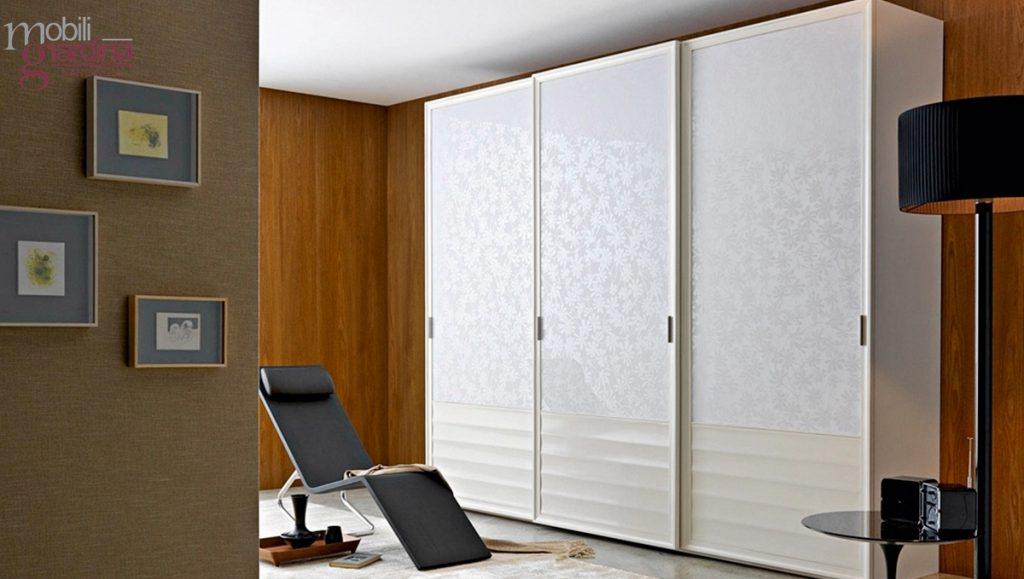 Camera da letto le fablier mosaico arredamento a catania mobili giardina - Camera da letto le fablier ...