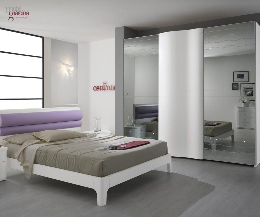Camera da letto mobilpiu 39 onda arredamento a catania - Camere da pranzo moderne ...
