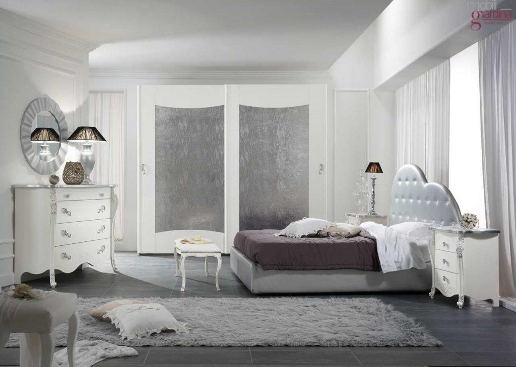 Camera da letto mobilpiu 39 viola arredamento a catania for Abitare arredamenti palermo
