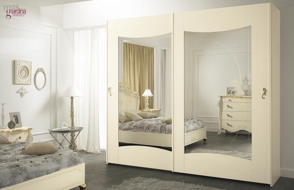 Camera da letto mobilpiu 39 viola luxor arredamento a - Descrizione di una camera da letto ...