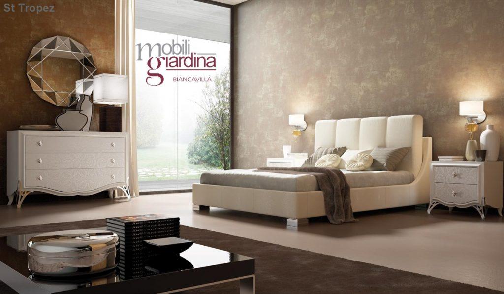 Camere da letto stilema arredamento a catania per la - Camere da letto stile moderno contemporaneo ...