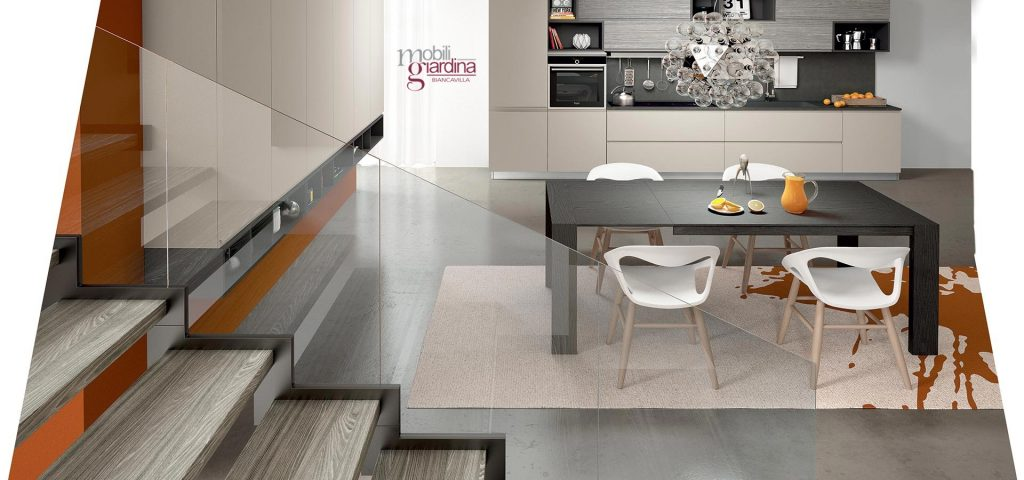 Cucina arredo 3 wega arredamento a catania mobili giardina for Cucina wega arredo 3