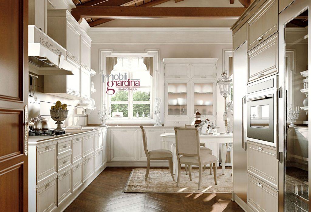 Fabulous scopri with cucina classica for Idee arredo cucina classica