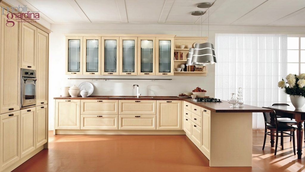 Awesome Cucina Classica Lube Pictures - Ideas & Design 2017 ...