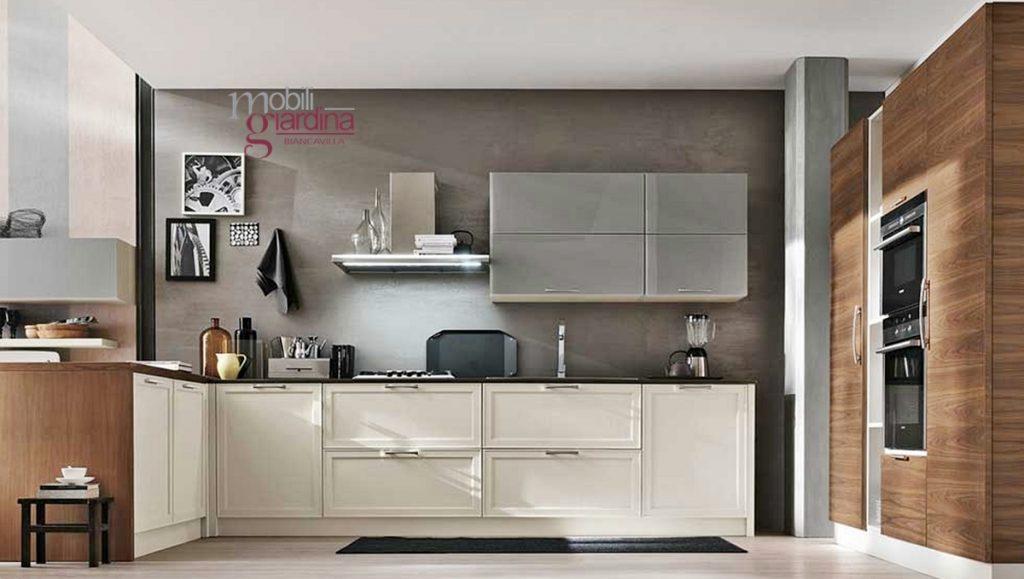 Cucina contemporanea le fablier melograno arredamento a catania mobili giardina - Mobili le fablier cucine ...