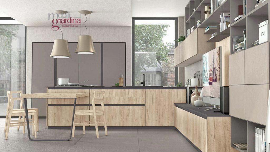 Cucina lube immagina lux arredamento a catania mobili - Cucina lube immagina ...