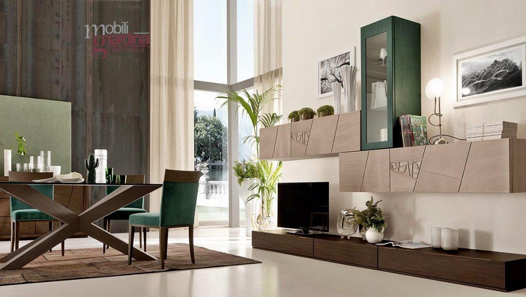 Living contemporaneo modo 10 decor arredamento a catania for Modo10 decor