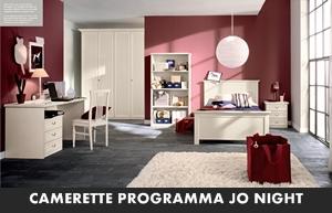 Camerette villanova programma jo night arredamento a for Programma arredamento
