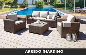 LIVING MODERNO ABITARE GIOVANE ARREDO GIARDINO | Arredamento a ...