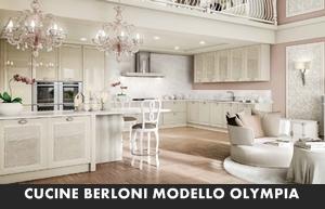 CUCINA CLASSICA BERLONI ATHENA | Arredamento a Catania per la Casa e ...