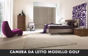CAMERA DA LETTO COLOMBINI GOLF – Arredamento a Catania per la Casa e ...