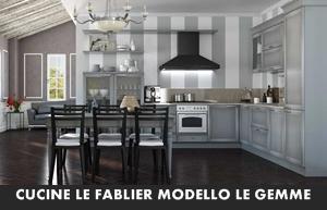 Mobili per tv le fablier design casa creativa e mobili - Mobili le fablier cucine ...