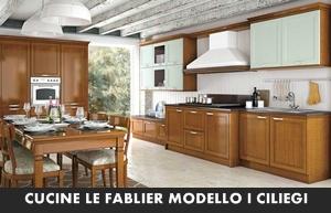 Cucina Classica Le Fablier I Ciliegi Arredamento A Catania Per La