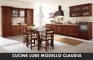 CUCINA CLASSICA LUBE CLAUDIA | Arredamento a Catania per la Casa e ...