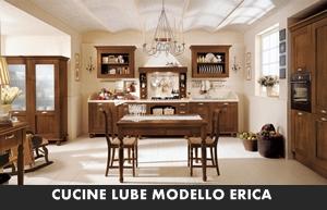 CUCINA CLASSICA LUBE ERICA | Arredamento a Catania per la ...