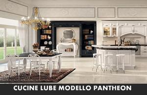 CUCINA CLASSICA LUBE PANTHEON | Arredamento a Catania per la ...