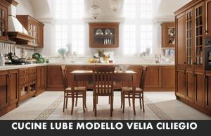 Cucine Componibili Classiche Lube.Cucina Classica Lube Velia Ciliegio Arredamento A Catania