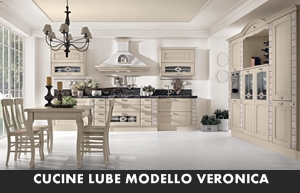 CUCINA CLASSICA LUBE VERONICA | Arredamento a Catania per la ...