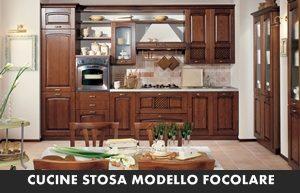 CUCINA CLASSICA STOSA GINEVRA | Arredamento a Catania per la Casa e ...
