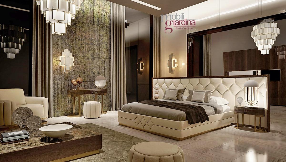 Arredamenti catania cucine camere da letto complementi for Stile contemporaneo mobili
