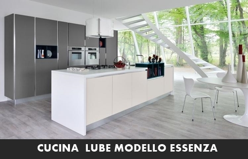 Cucina lube essenza cucinarredi u body art