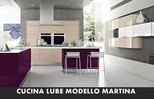 CUCINA LUBE MARTINA | Arredamento a Catania per la Casa e ...