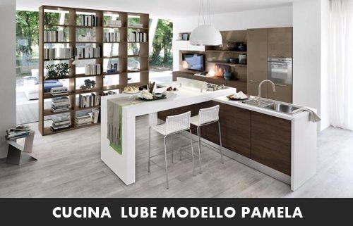 CUCINA LUBE IMMAGINA LUX - Arredamento a Catania Mobili Giardina