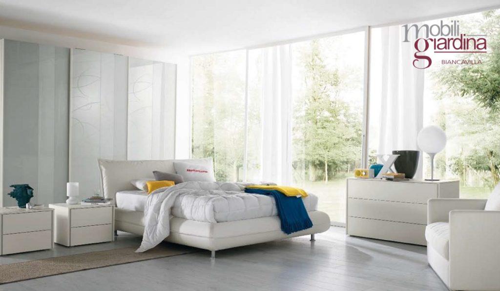 Camera da letto cecchini italia collezione basic fly notte arredamento a catania per la casa e - Cecchini mobili ...