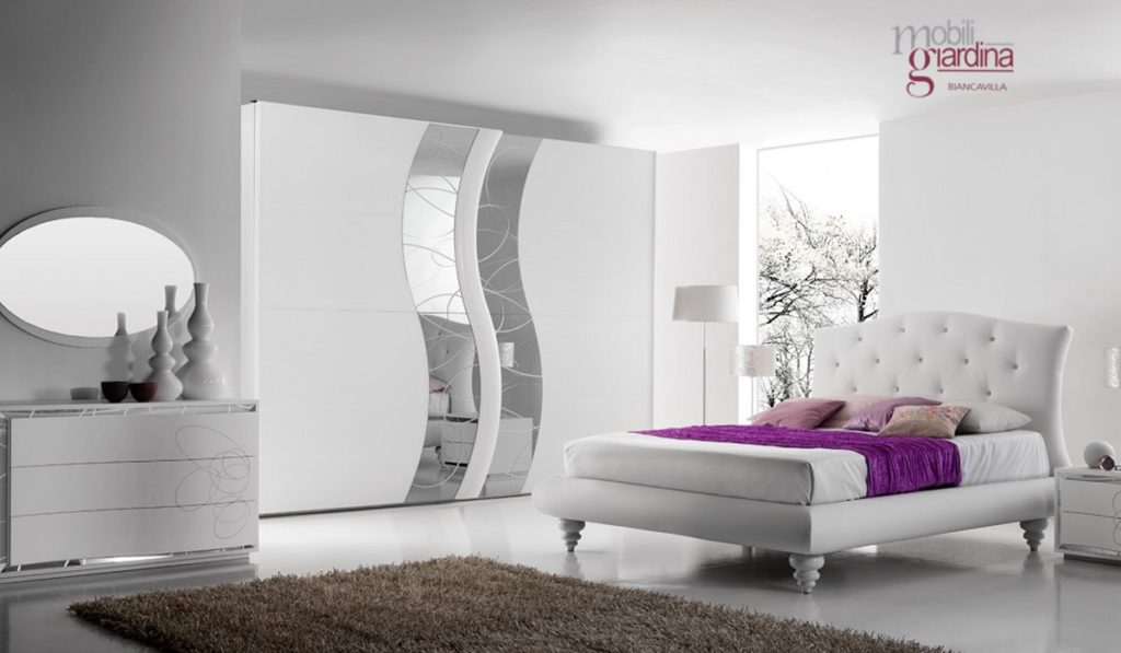 Camera da letto cecchini italia collezione mediterranea atlante arredamento a catania per la - Camere da letto catania ...