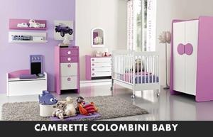 CAMERETTE COLOMBINI GOLF BABY – Arredamento a Catania per la Casa e ...