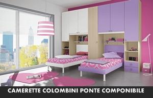 Camerette Colombini.Camerette Colombini Target Ponte Componibile Arredamento A Catania