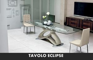 Tavolo Sala Moderno.Living Moderno Target Point Tavoli Da Sala Tavolo Eclipse