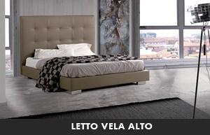 LETTI MATRIMONIALI LETTISSIMI LETTO VELA ALTO | Arredamento a ...