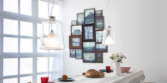 Appendere i quadri come disporli bene sulla parete for Arredamento catania