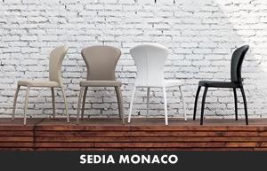 SEDIA MONACO