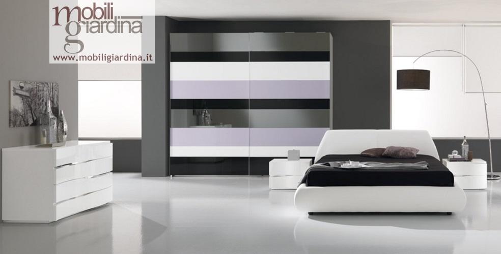 Mobili giardina arredamento camere da letto moderne il - Mobili camera da letto prezzi ...