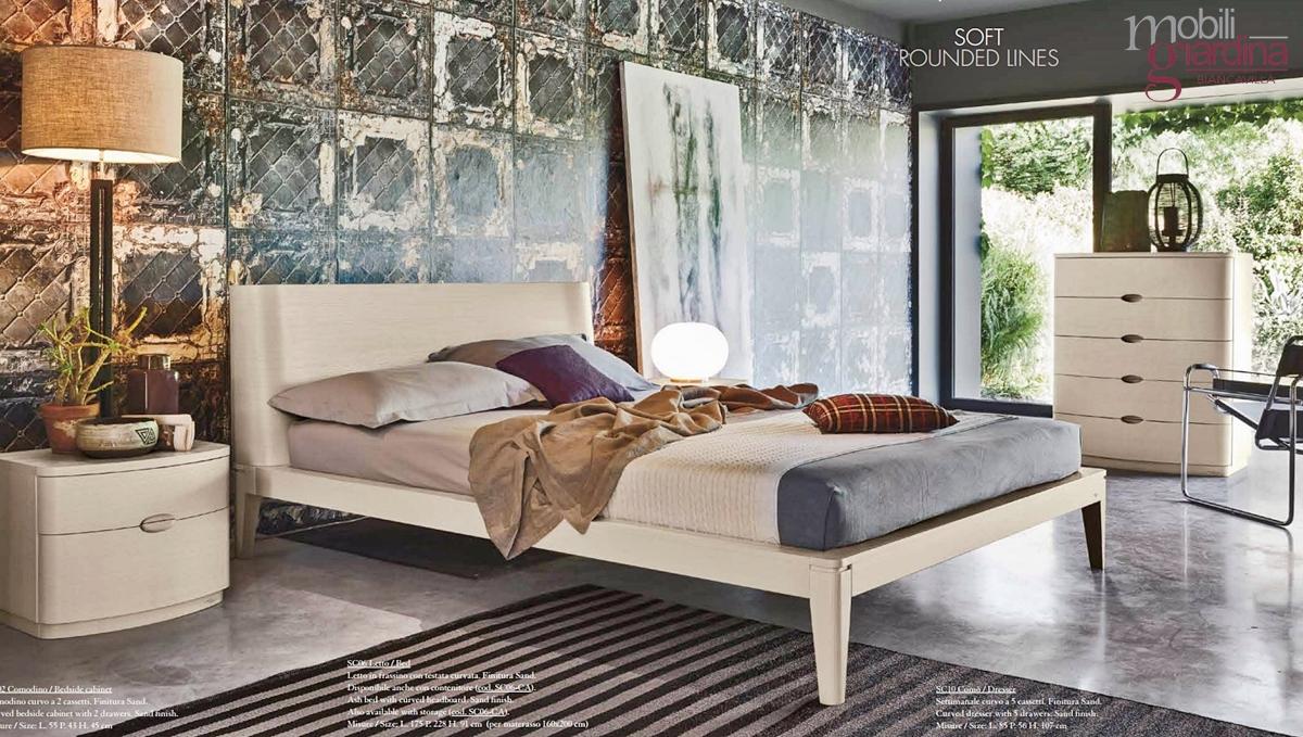 Idee camere da letto Mobili Giardina, l\'eleganza dello stile a firma ...