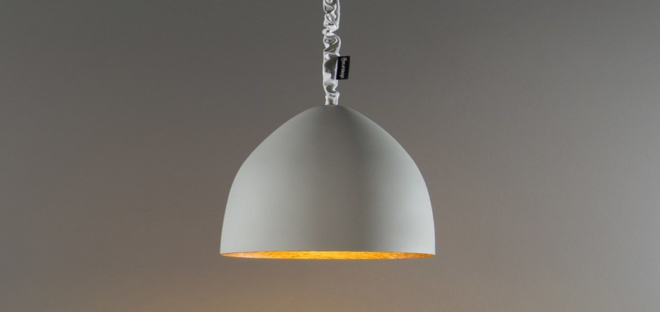 b FLOWER S CEMENTO Pendant lamp In es artdesign 260492 reldf1231a8
