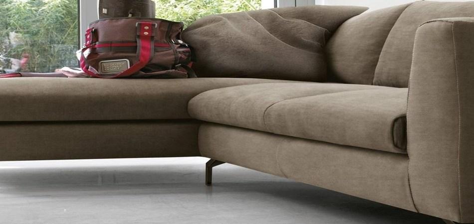divano duke angolare doimo salotti in offerta outlet N3 515664