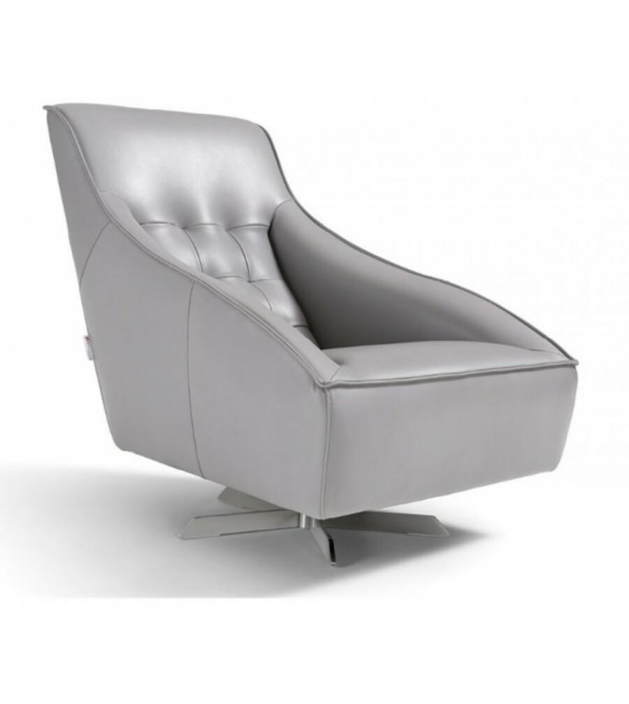 guscio armchair by max divani 1
