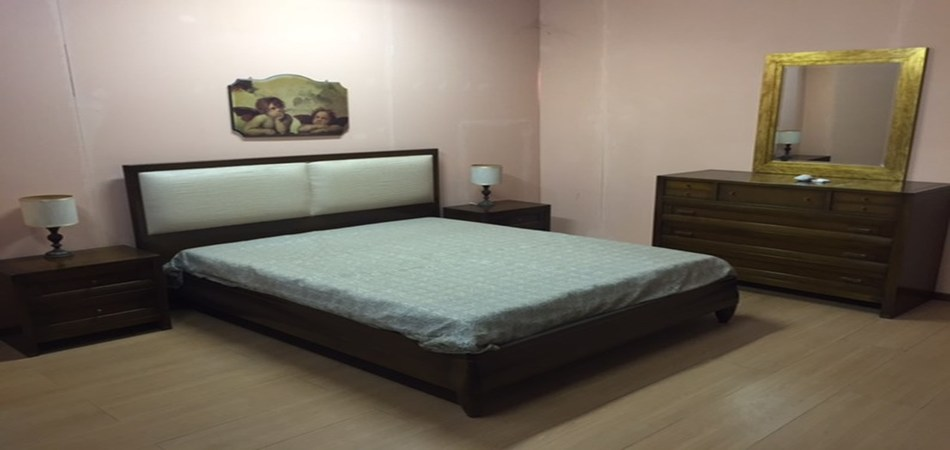 le fablier camera camera le fablier modello mosaico contemporaneo legno camera completa N1 174070 1