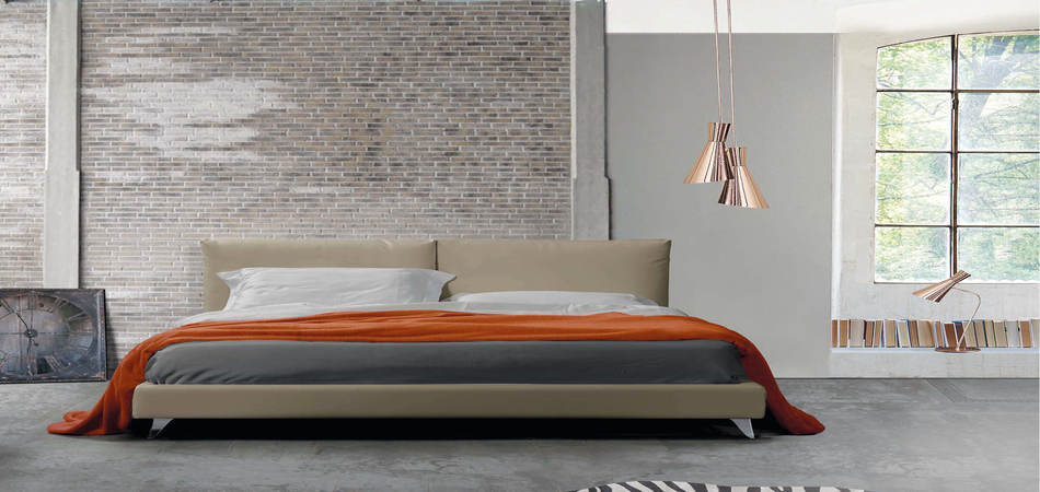 letto contemporaneo bon ton matrimoniale giroletto 14 1