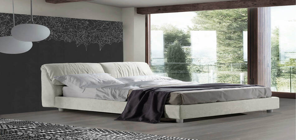 letto contemporaneo pegaso matrimoniale giroletto 22 1 1