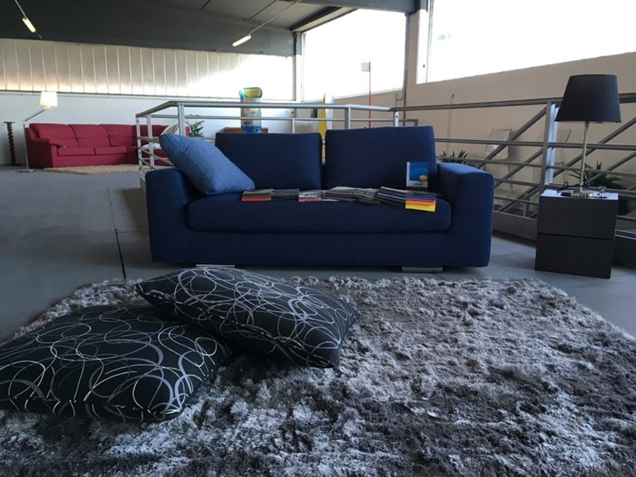 offerta divano lineare samoa modello district misura 195cm N1 324775