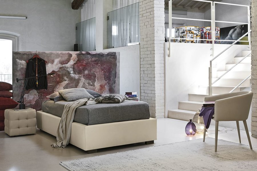 LETTI SINGOLI TARGET POINT LETTO SOMMIER 2