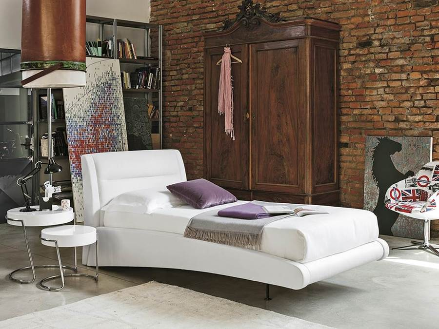 LETTI SINGOLI TARGET POINT LETTO SOMMIER 3